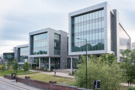Acero, Digital Campus, Sheffield