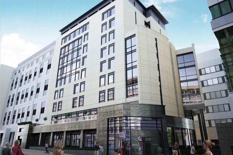 Work Starts on Dakota Hotel, Leeds