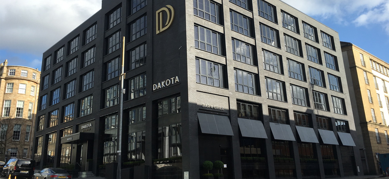 Dakota Hotel, Glasgow
