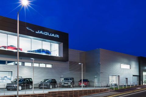 Jaguar Land Rover, Stockport