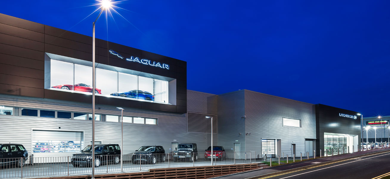 Jaguar Land Rover - Stockport