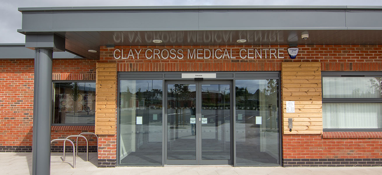 Medical Centre, Clay Cross, Derbyshire