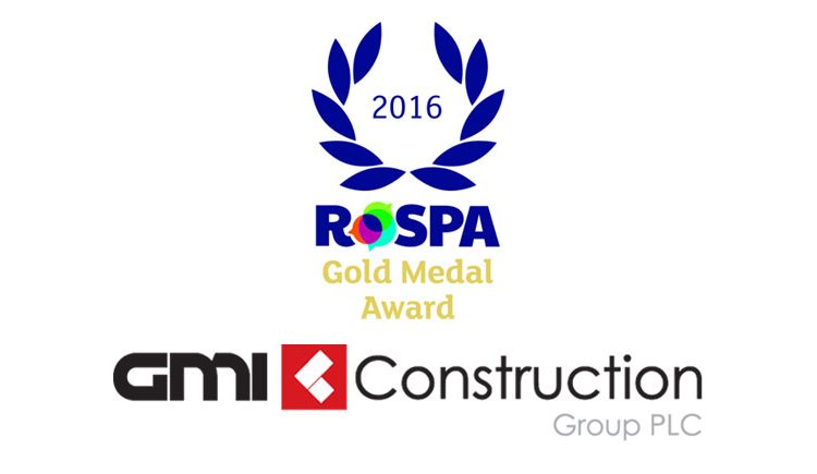 Sixth RoSPA Gold in a Row