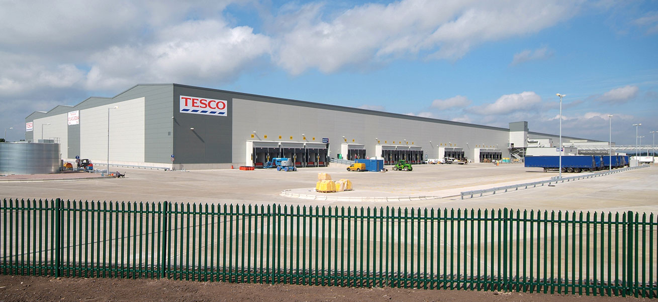 Tesco Distribution Facility, Fradley Park