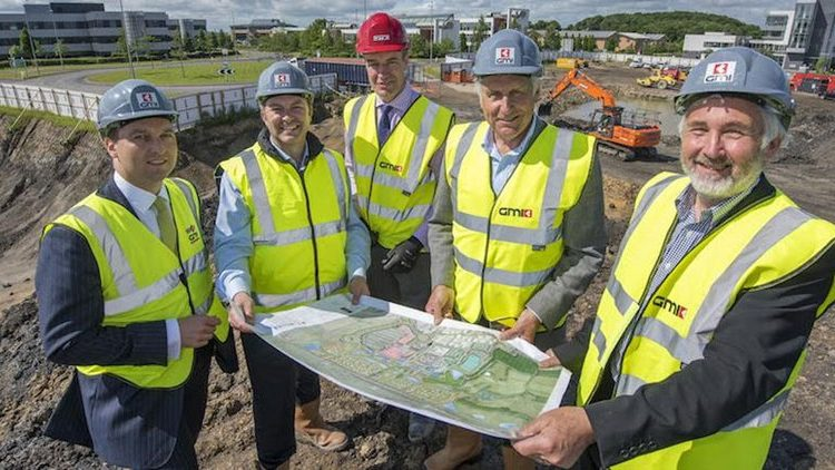 Second Development Phase at Thorpe Park Leeds is Underway