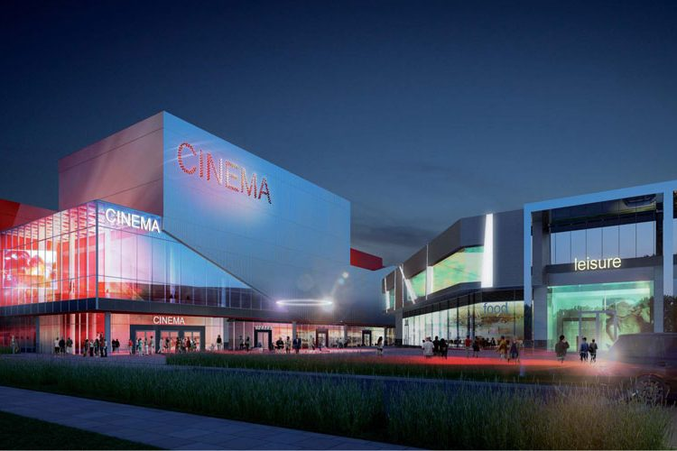 Green Light for Cinema at Thorpe Park