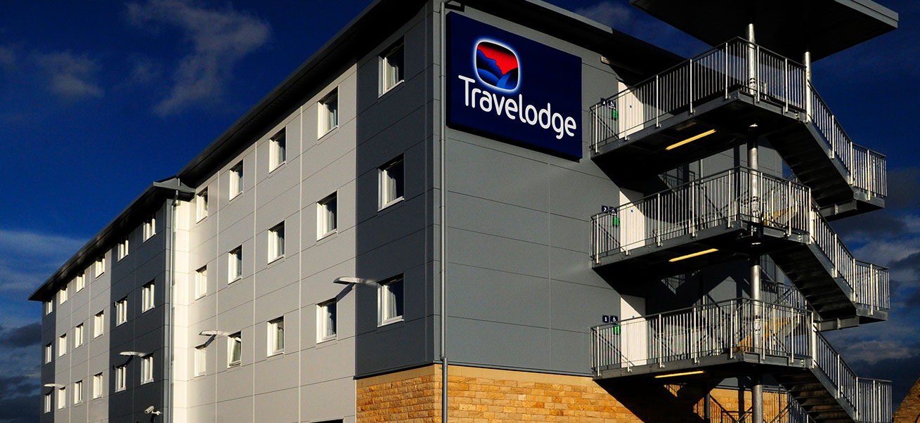 Travelodge, Huddersfield