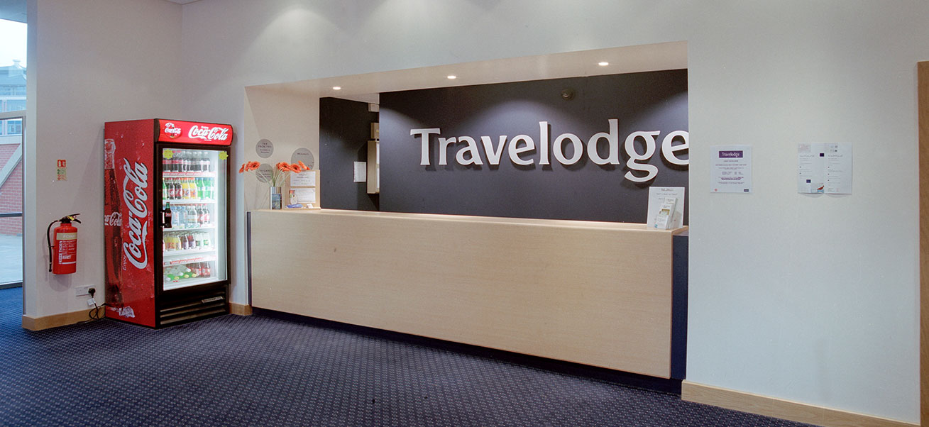 Travelodge, Leeds
