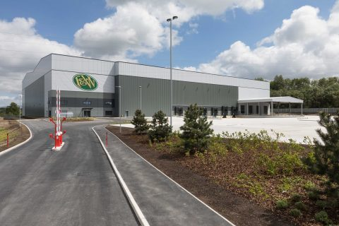 Fagan & Whalley, Burnley Bridge Business Park