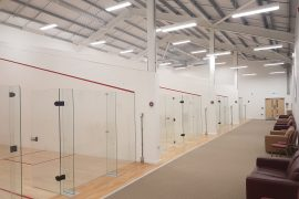 Scarborough Squash & Racquets Academy