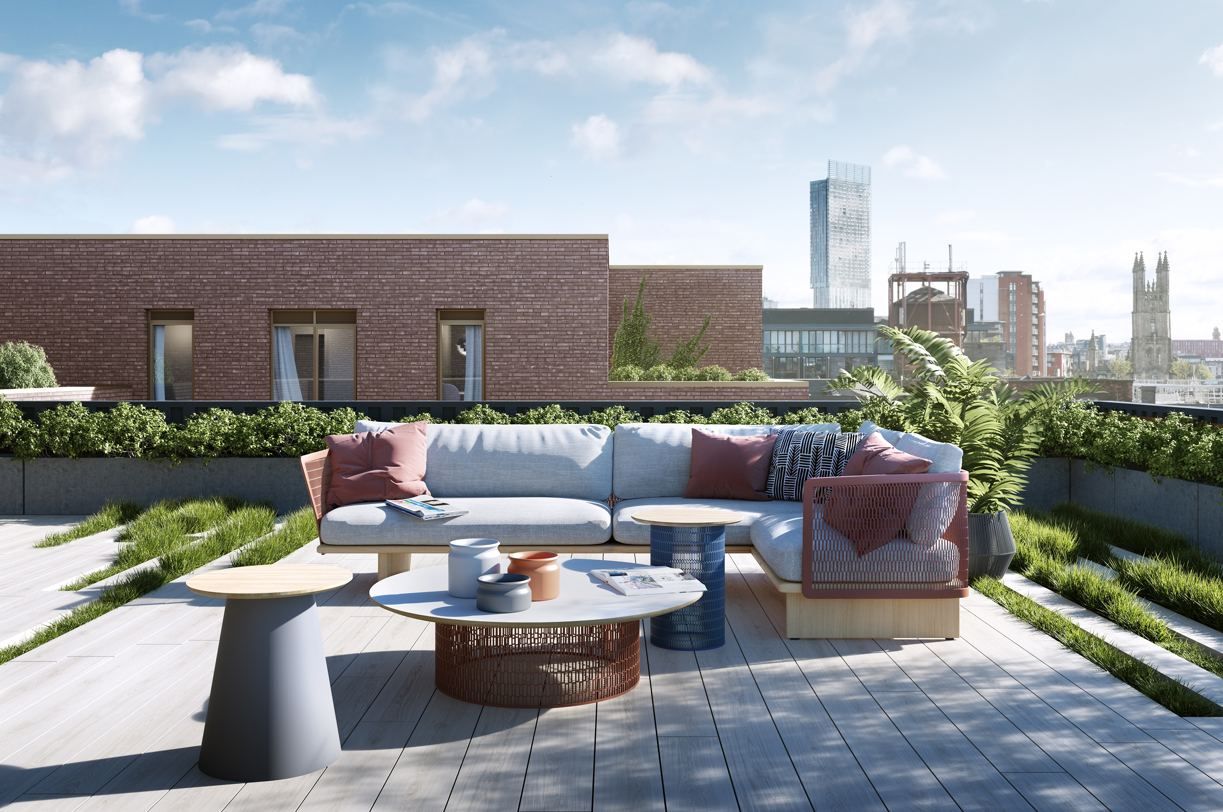 Exclesior Works CGI_3 - Roof terrace