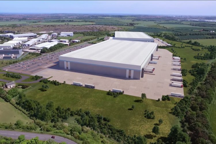 GMI Construction awarded contract to develop prime north east industrial development