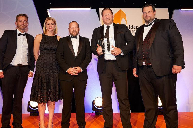 GMI crowned Contractor of the Year for second year running!