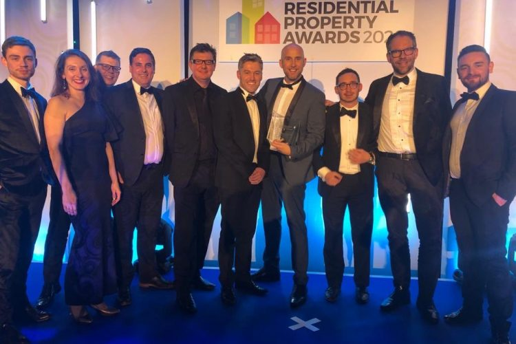 Burlington House Crowned 'Apartment Development of the Year'