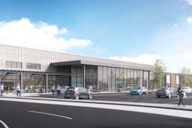 Kirkby Retail Development