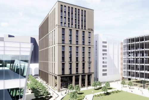 Appointment announced on high profile Sovereign Square development in Leeds