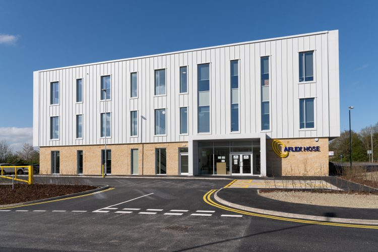GMI announces completion of new purpose built £18 million manufacturing plant for Aflex Hose
