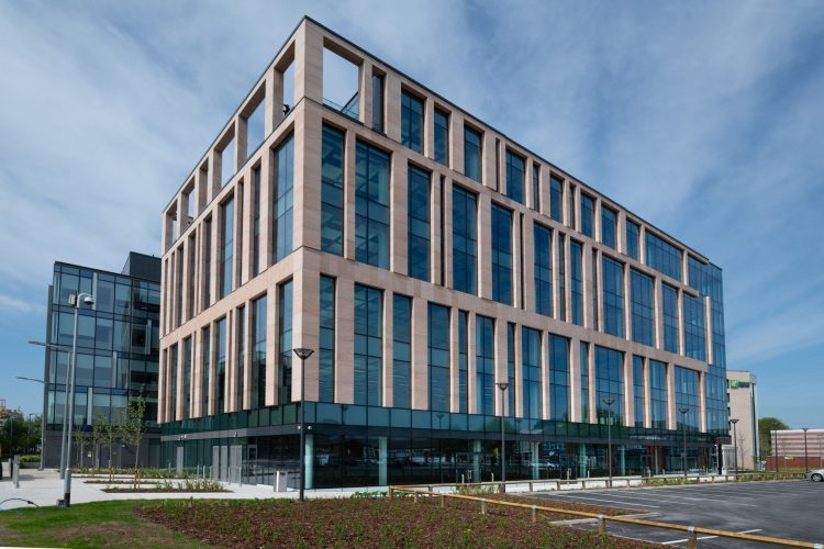 2 Stockport Exchange comes to completion