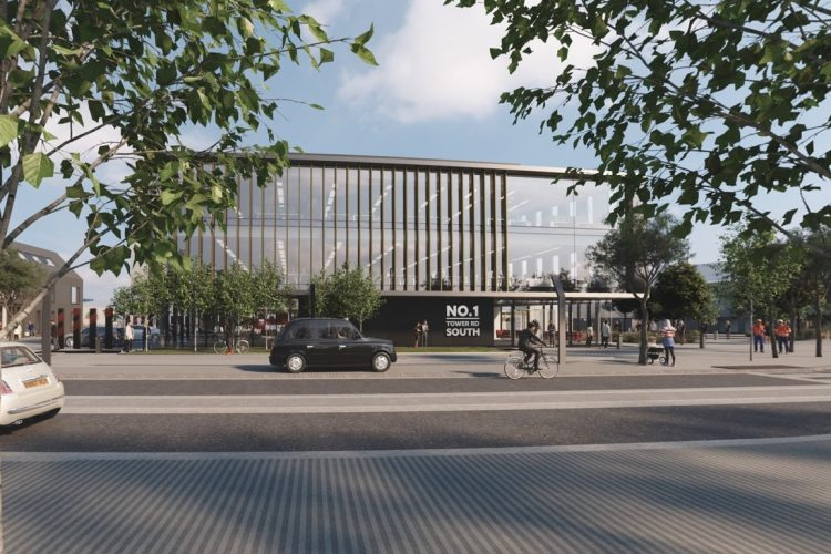 Construction of Wirral Waters business hub nears with contractor appointment