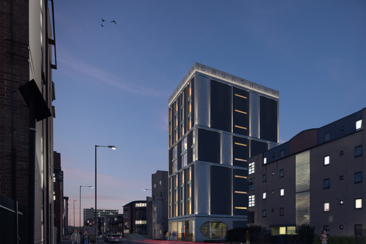 Work starts on £5.5m student accommodation scheme